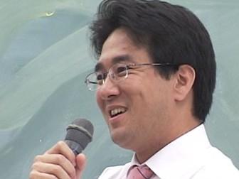 朝日放送 木原善隆記者(報道情報局ニュースセンター)の講演会が開かれました。