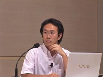 フォトジャーナリスト 渋谷敦志さんの講演会が行われました。