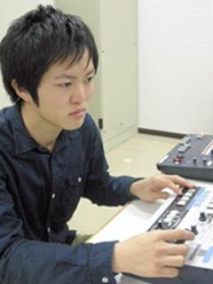 楠田 雄大(2009年度ゼミ生)
