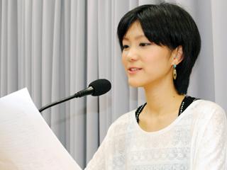 内藤 麻貴(2011年度ゼミ生)