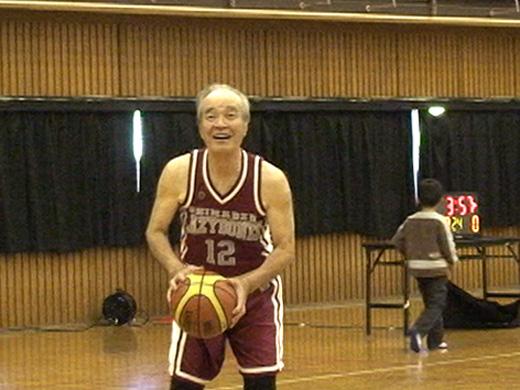 71歳のバスケを47歳に聞く