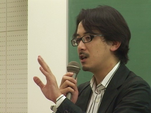Yahoo!Japan企画部 川邊健太郎・ニュース部門プロデューサーの講演会が開かれました。